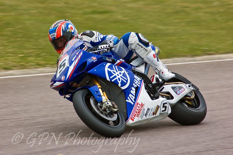 Karl Harris - Team Yamaha