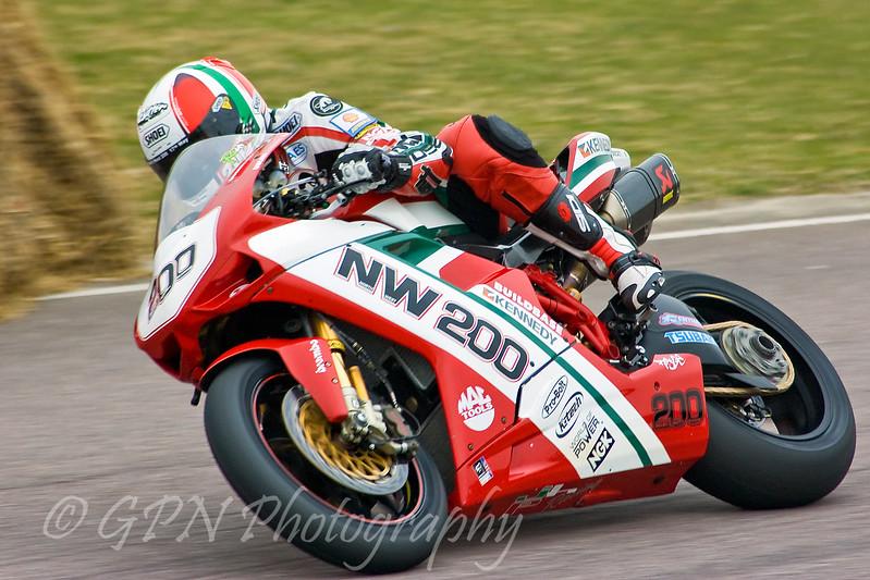 Micheal Rutter - North West 200 Ducati