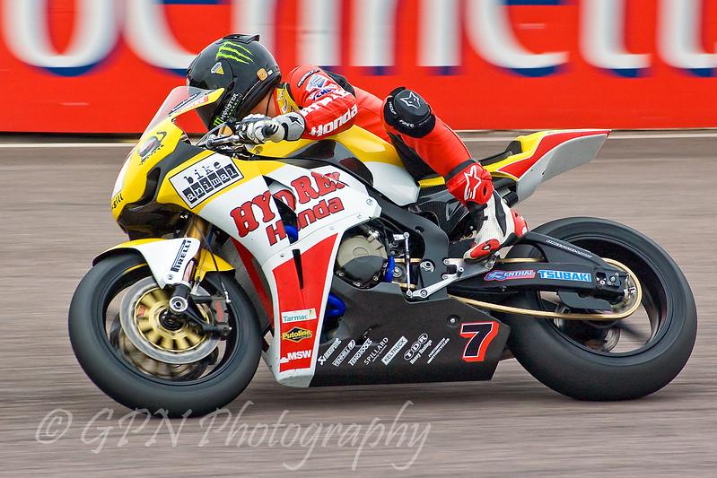 James Ellison - Hydrex Bike Animal Honda