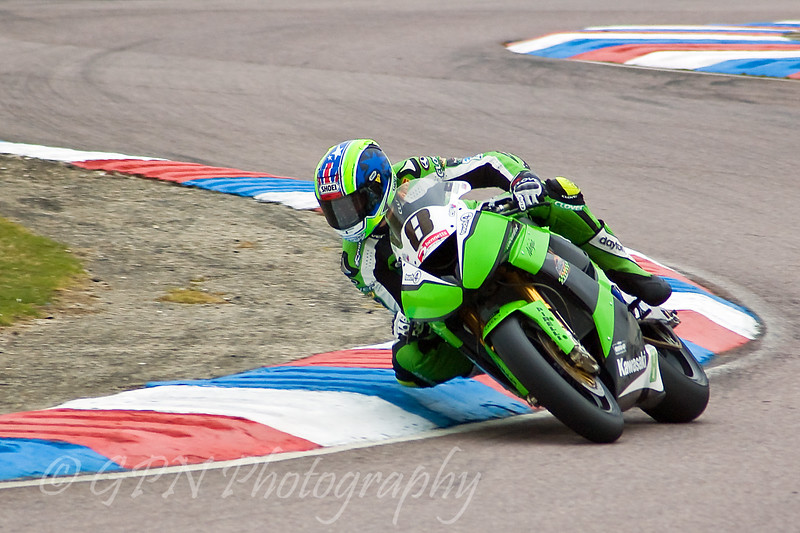 Billy McConnell - MSS Discovery Kawasaki
