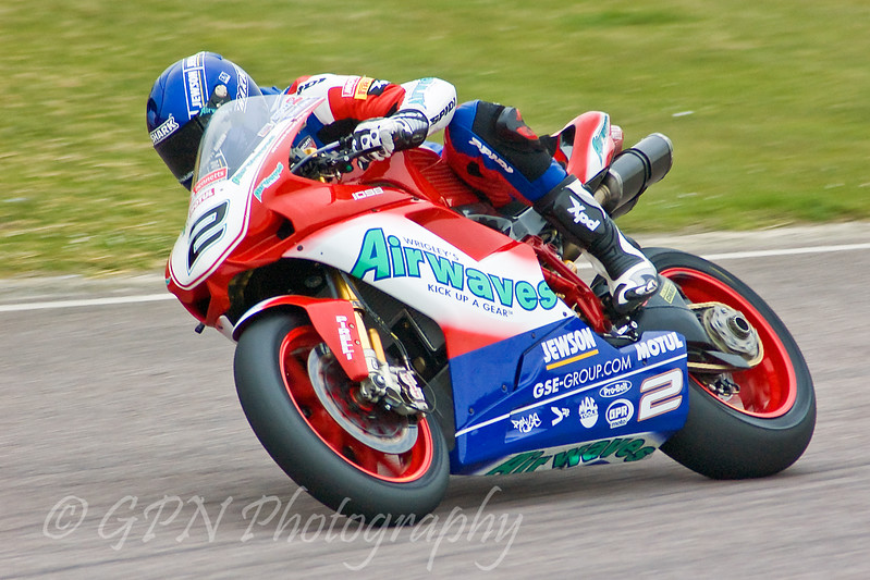 Leon Camier - Airwaves Ducati