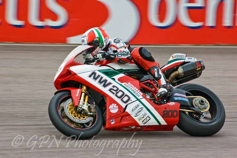 Micheal Rutter - North West 200 Ducati