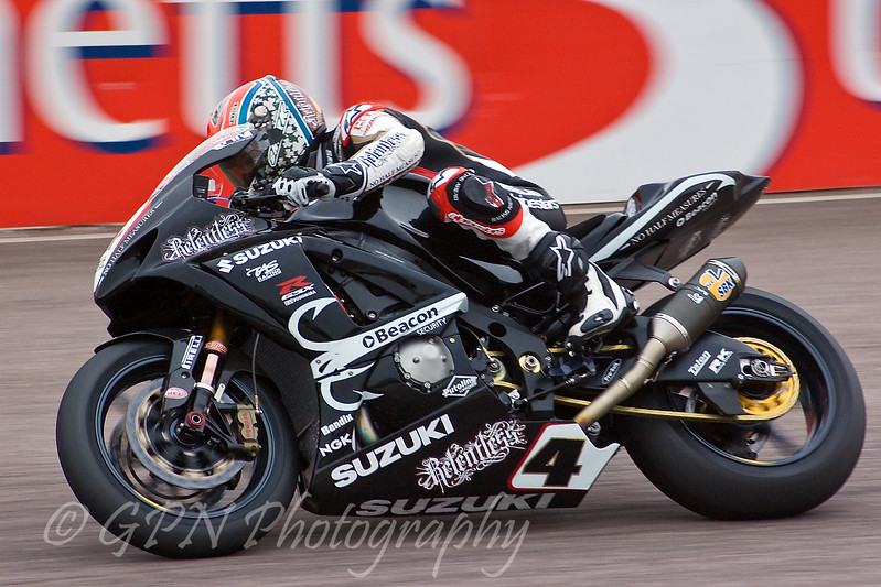 Micheal Laverty - Relentless Suzuki