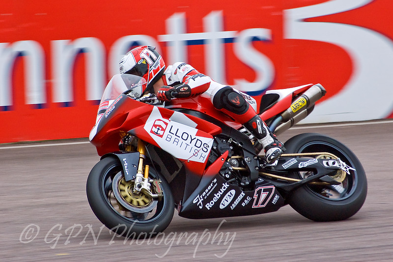 Simon Andrews - Jentin Racing / Lloyds British Yamaha