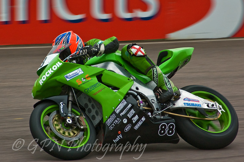 Scott Smart - Hawk Racing Kawasaki