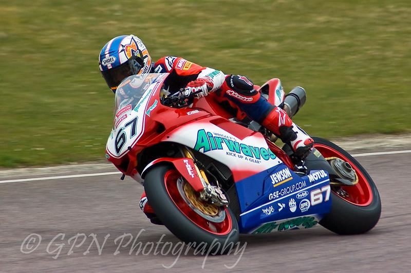 Shane Byrne - Airwaves Ducati