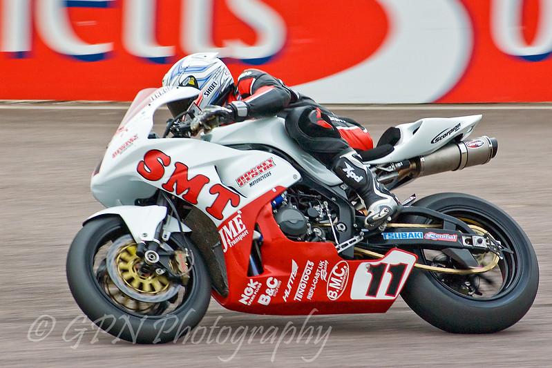 Adam Jenkinson - SMT Honda