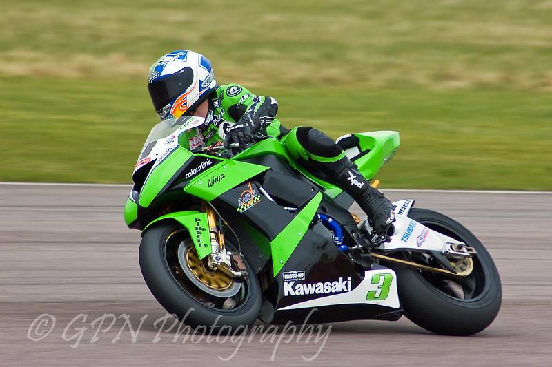 Sean Easton - MSS Discovery Kawasaki