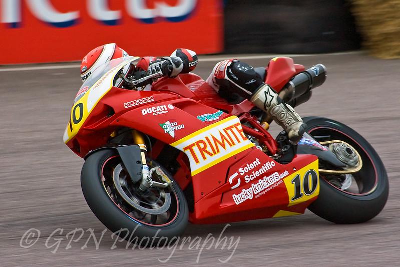 Leon Morris - Team Trimite Brookspeed Ducati
