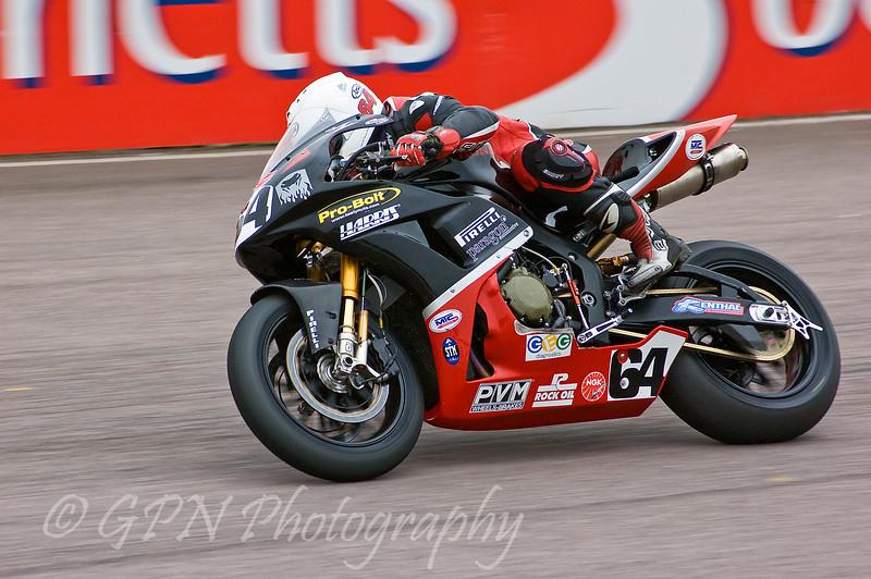 Aaron Zanotti - Red Viper Racing Honda