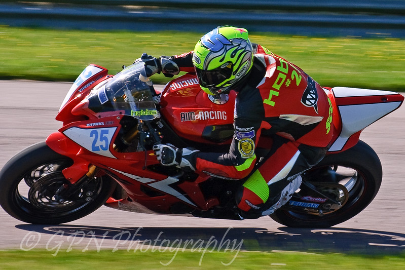 Dennis Hobbs (Aim Racing Yamaha - Supersport)