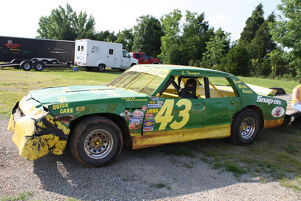 Bluegrass Speedway 6-20-09
