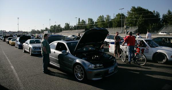 CSCC Track Day Aug. 13, 2010