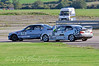 Ian Crisp (BMW E36 M3 EVO) passing Paul Bellamy (BMW 318is) - Kumho BMW Championship