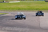 Nigel Smith chasing a rival through the complex (Caterham 7) - Easytrack Caterham Graduate Championship (Mega)