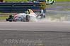 Mitchell Hale (Fortec Motorsport) spins off - Protyre Formula Renault BARC Championship