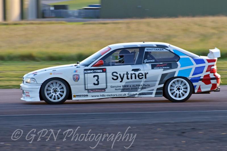 Garrie Whittaker (BMW E36 M3) - Kumho BMW Championship