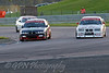 David Kempton (BMW E36 M3) leads Garrie Whittaker (BMW E36 M3) - Kumho BMW Championship