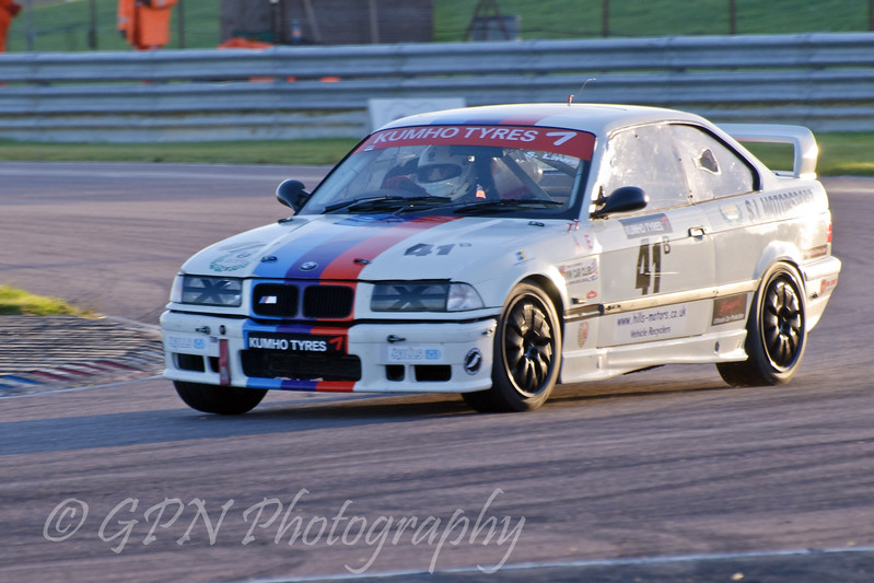 Stuart Laws (BMW E36 M3) - Kumho BMW Championship
