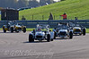 Action at the complex - Easytrack Caterham Graduate Championship (Classic)