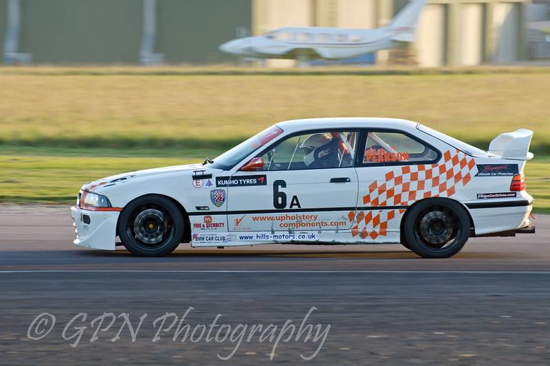 Stephen Pearson (BMW M3) - Kumho BMW Championship