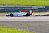 Mitchell Hale (Fortec Motorsport) regains the track after his spin - Protyre Formula Renault BARC Championship