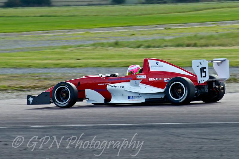 Alice Powell (Hillspeed) - Protyre Formula Renault BARC Championship