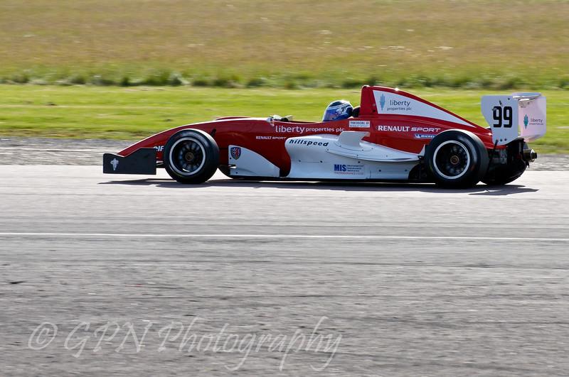 James Theodore (Hillspeed) - Protyre Formula Renault BARC Championship