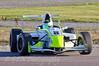 Sazlan Sirajudin (Uniq Racing with Triple Eight) taking a spin - Protyre Formula Renault BARC Championship