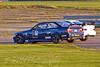 Tom Webb (BMW E36) dives inside a competitor - Kumho BMW Championship