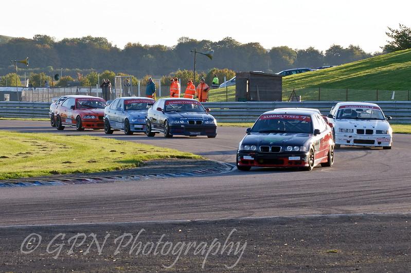 The start of the BMW race - Kumho BMW Championship