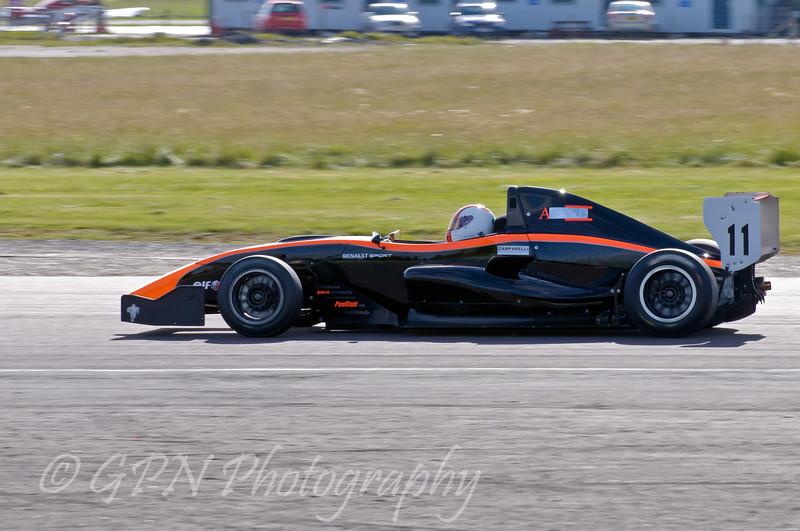Dino Zamparelli (Antel Motorsport) - Protyre Formula Renault BARC Championship