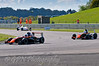 Roman Beregech (Antel Motorsport) leads Matt Draper (Antel Motorsport) & Mitchell Hale (Fortec Motorsport) - Protyre Formula Renault BARC Championship