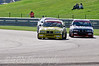 James Webb (BMW E36) leads David Kempton (BMW E36 M3) & Colin Wells (BMW M3) - Kumho BMW Championship