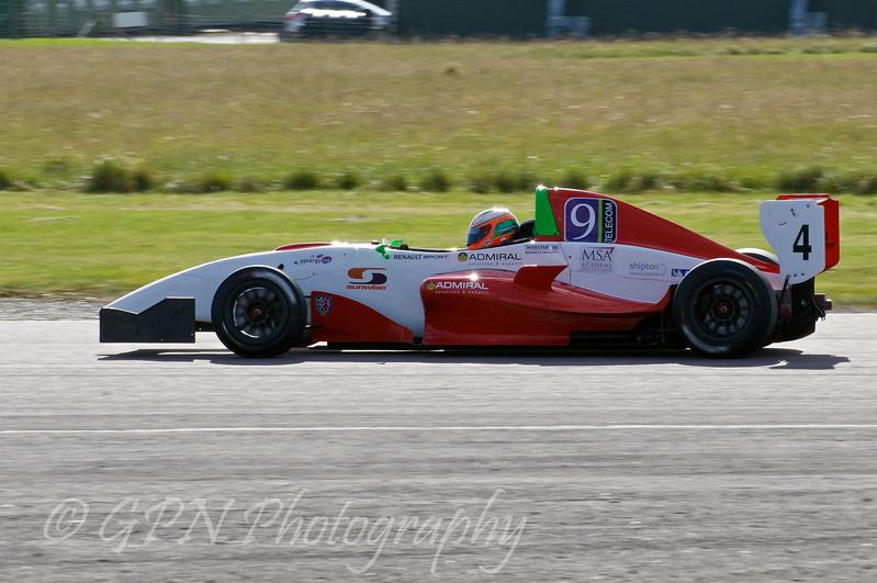 Josh Webster (Welch Motorsport) - Protyre Formula Renault BARC Championship