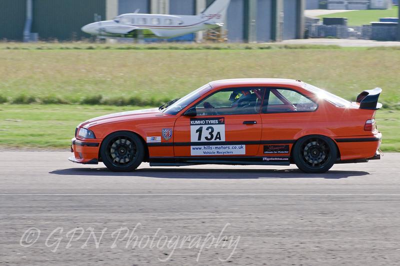 Thomas Houlbrook (BMW E36 M3) - Kumho BMW Championship