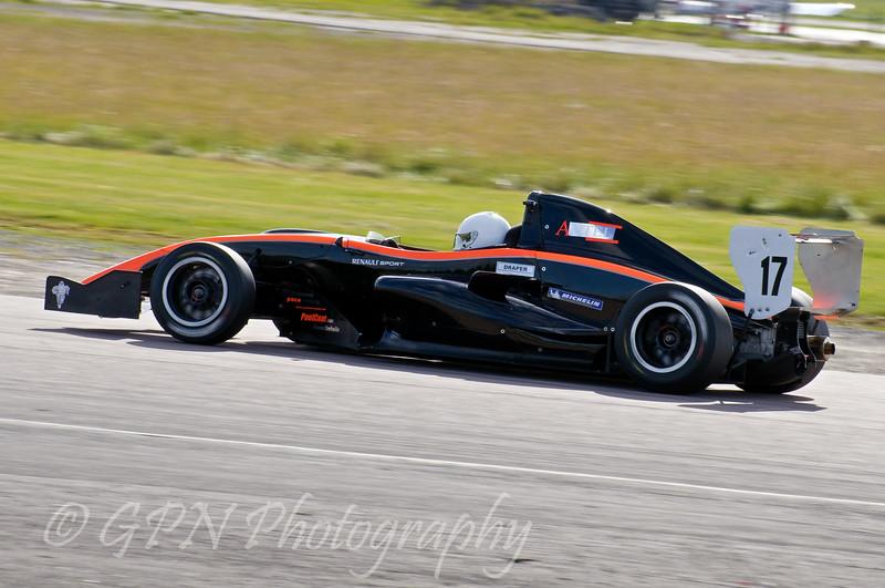 Matt Draper (Antel Motorsport) - Protyre Formula Renault BARC Championship