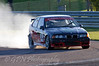 Mark Astall (BMW Compact) loses all his oil from the engine - Kumho BMW Championship