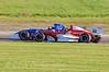 Josephine Ferrada (Hillspeed) tries to pass Jack Piper (Welch Motorsport) - Protyre Formula Renault BARC Championship
