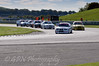 Garrie Whittaker (BMW E36 M3) leads James Webb (BMW E36 M3) and the rest of the field - Kumho BMW Championship