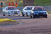Tom Webb (BMW E36) leads Colin Wells (BMW M3) & Garrie Whittaker (BMW E36 M3) - Kumho BMW Championship