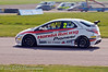 Matt Neal (Honda Civic) - MSA British Touring Car Championship