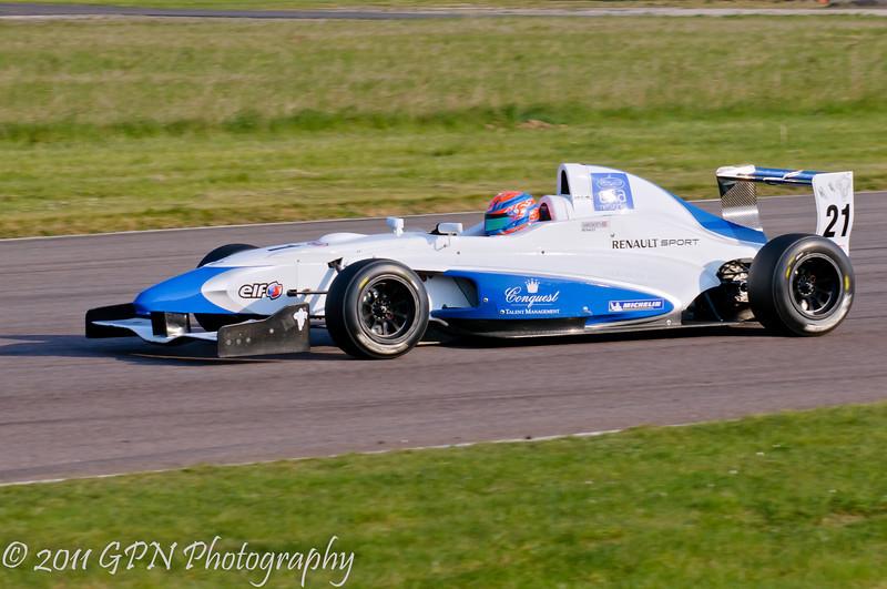 Jack Hawksworth - Formula Renault 2.0 UK Championship