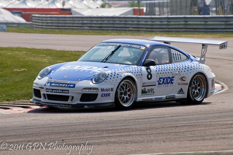 Jonas Gelzinis - Porsche Carrera Cup