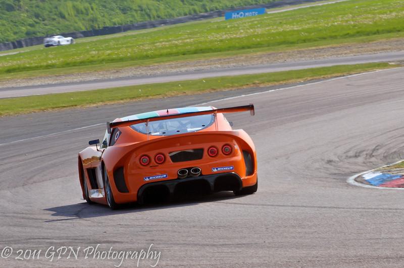 Tom Sharp (Ginetta G55) - Ginetta GT Supercup