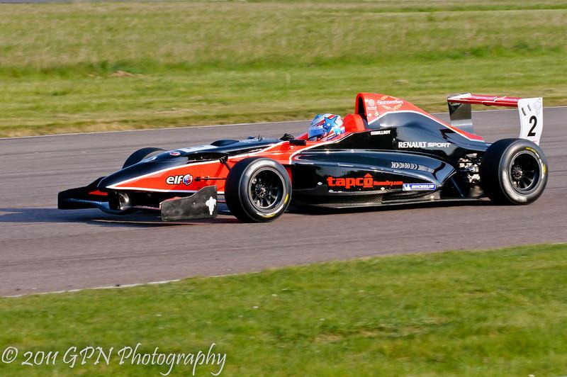 Ollie Millroy - Formula Renault 2.0 UK Championship