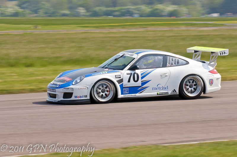 Stephen Jelley - Porsche Carrera Cup