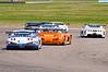 Jody Fannin (Ginetta G50) chases the field - Ginetta GT Supercup