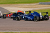 Josh Hill up close with Jordan King - Formula Renault 2.0 UK Championship
