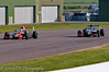 Jordan King leads Josh Hill - Formula Renault 2.0 UK Championship